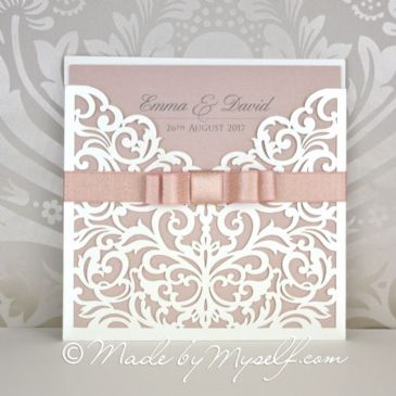 Sofia Wedding Invitation